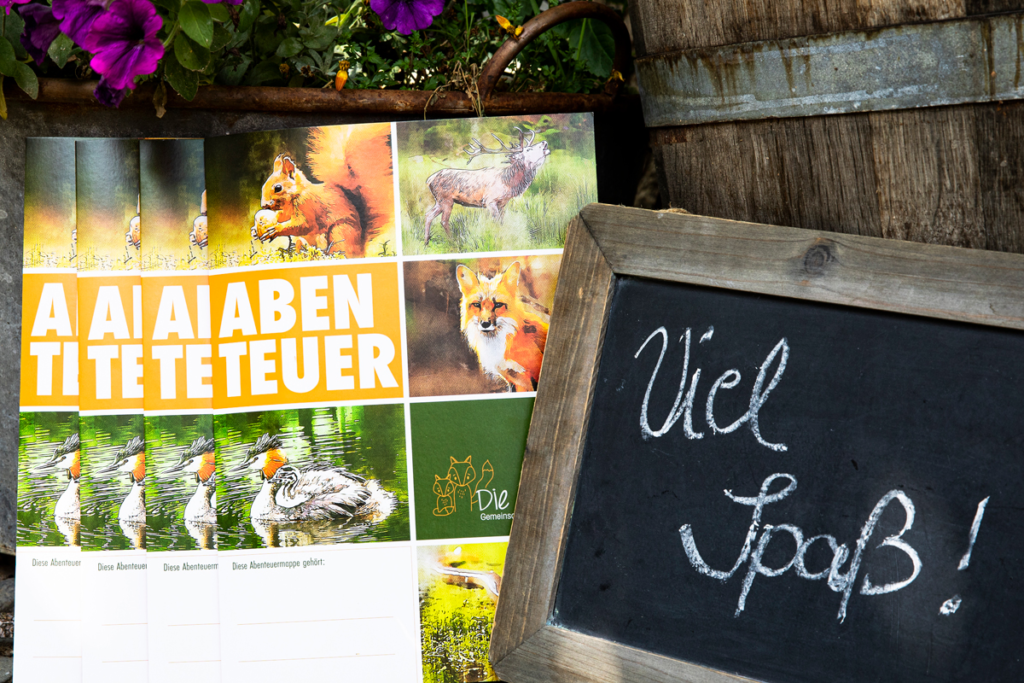 Die Füchse: Naturpädagogik Darmstadt