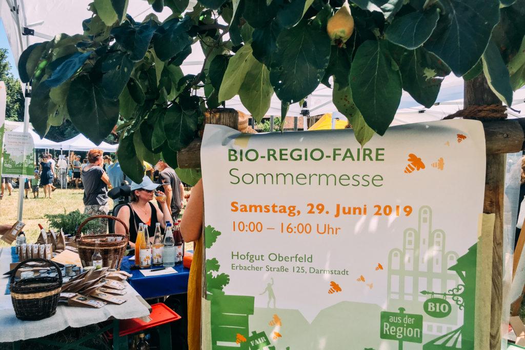 4. Bio-regio-faire Sommermesse in Darmstadt