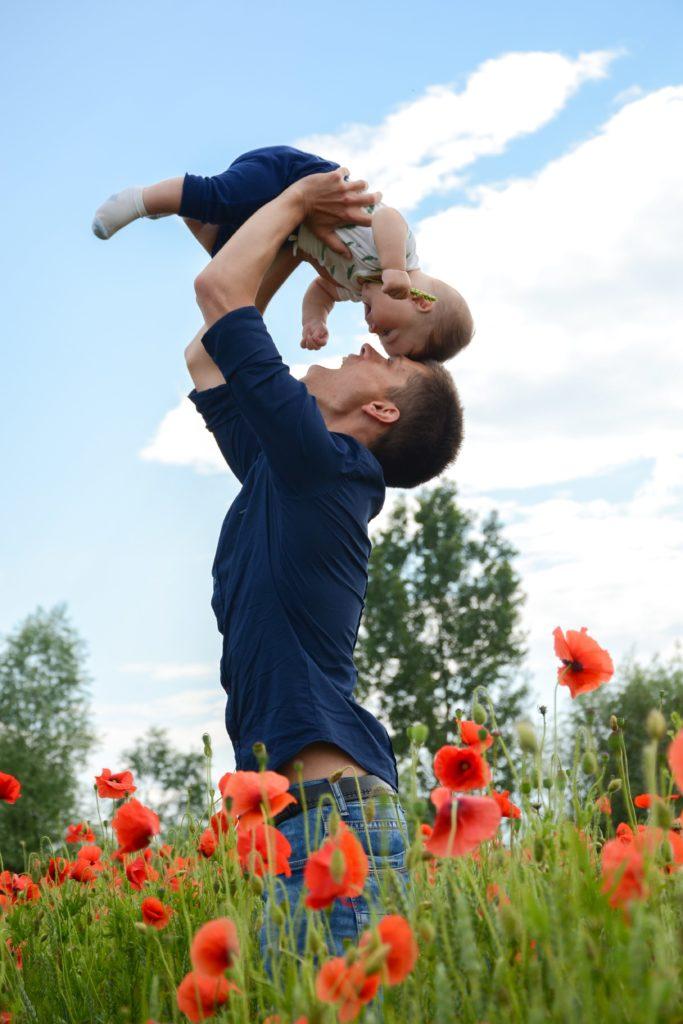 Nachhaltig Leben mit Kleinkind